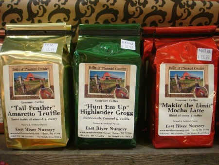 The Heart of Pheasant Country Gourmet Coffee