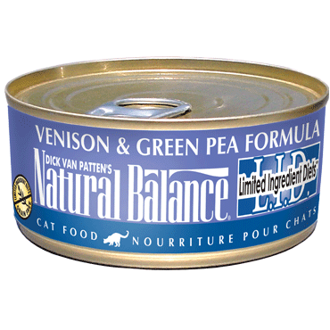 Venison And Pea Cat Food