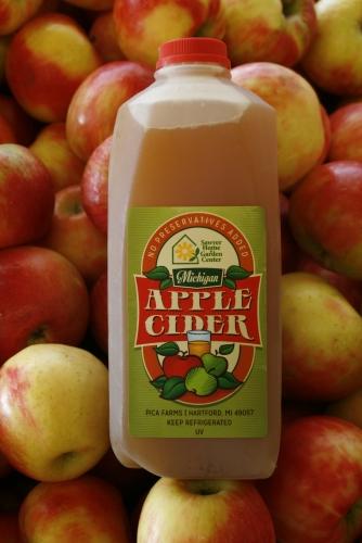 Michigan Apple Cider