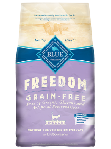 Blue Buffalo Freedom Dry Cat Food