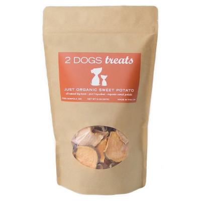 2 Dogs Treats LLC, Just Organic Sweet Potato Dog Treats