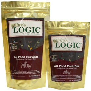 Nature's Logic All Food Fortifier Supplement for Dogs and Cats 12 oz.