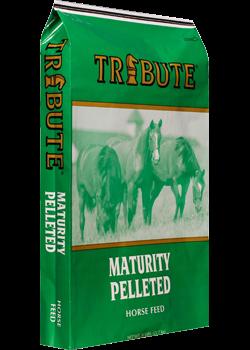 Tribute Seniority Pelleted Horse Feed