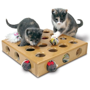 Smart Cat/Pioneer Cat Peek-A-Prize Toy Box