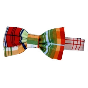 Hounds Abound Deck the Halls Bowtie Collar