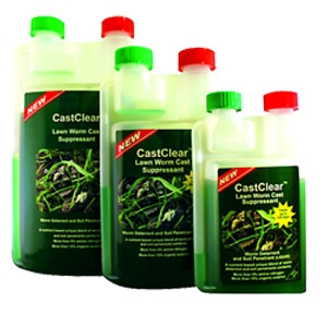 CastClear® Worm Cast Suppression