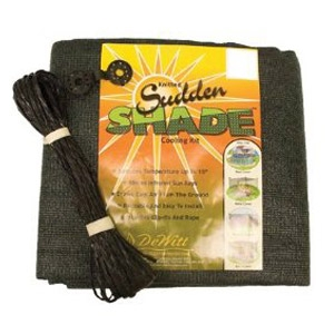 Sudden Shade Cooling Kit 12'x12'