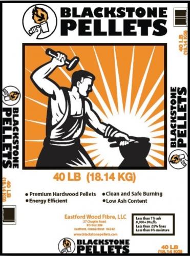 Wood Pellet Fuel 40lb.