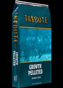 Tribute Growth Pellet