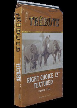 12% Tribute® Right Choice