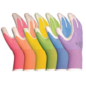 Bellingham Nitrile Touch Garden Gloves Large