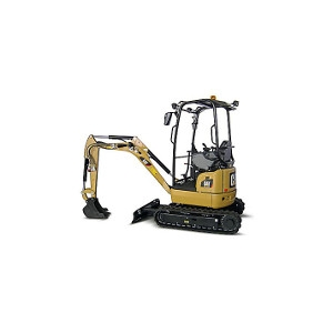 CAT 301.7D CR Mini Hydraulic Excavator