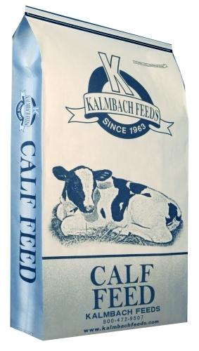 18% Calf Starter Textured Medicated