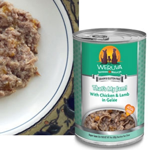 Thatsd My Jam Chicken & Lamb Cannede Dog Food