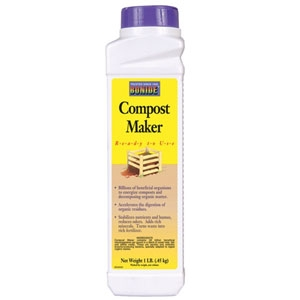 Compost Maker 1 Lb