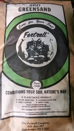 Fertrell Jersey Greensand Soil Conditioner