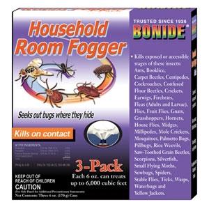 Bonide Household Room Fogger 6oz 3-pack