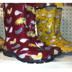 $5.00 Off Chicken Slogger Shoes & Boots