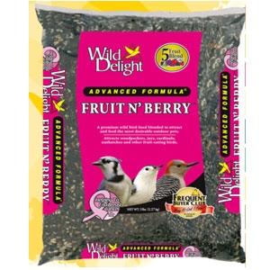 Wild Delight Fruit N Berry for Birds