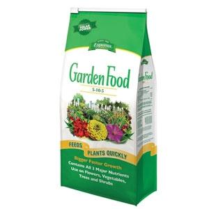 Espoma Garden Food 5-10-5 6.75lb