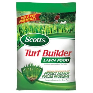 Scotts Turf Builder Lawn Food 5M