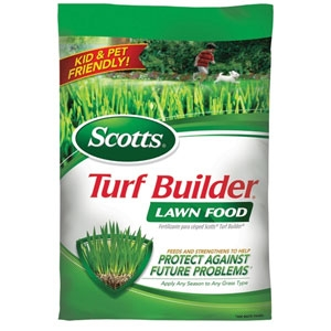 Scotts Turf Builder Lawn Food 15M