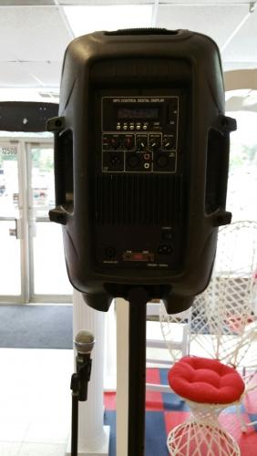 Sound System W/mic