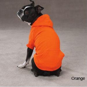 Zack & Zoey® Basic Dog Hoodie - Bright