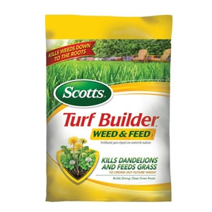 Scotts Turf Builder Weed & Feed 15m