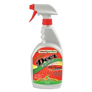 I Must Garden All-Natural Deer Repellent Ready-to-Use Spray Spice 32oz