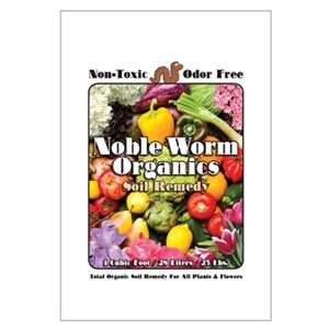 Noble Worm Organics Soil Remedy 1 cu ft