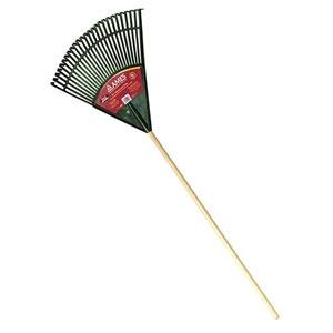 Ames True Temper Greensweeper Poly Leaf Rake 24
