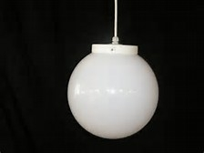 Single Globe Light