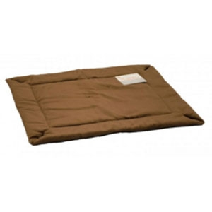 K & H Self-Warming Crate Pad Mocha