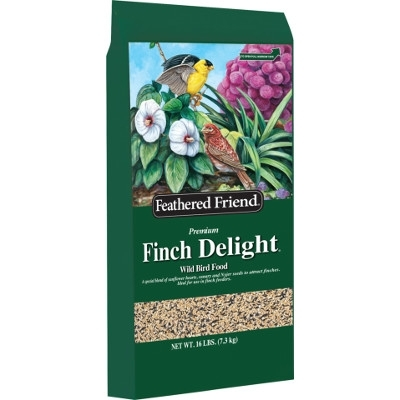 Feathered Friend® Finch Delight Wild Bird Food