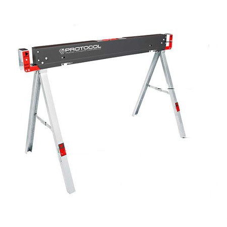 Protocol Work Table Folding Sawhorse