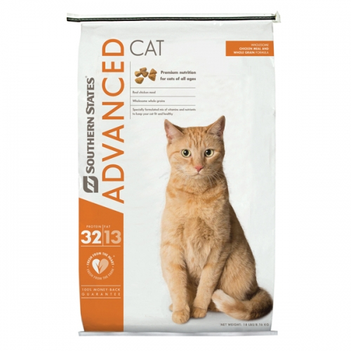 Southern States Advanced Cat Food - 18 lbs.