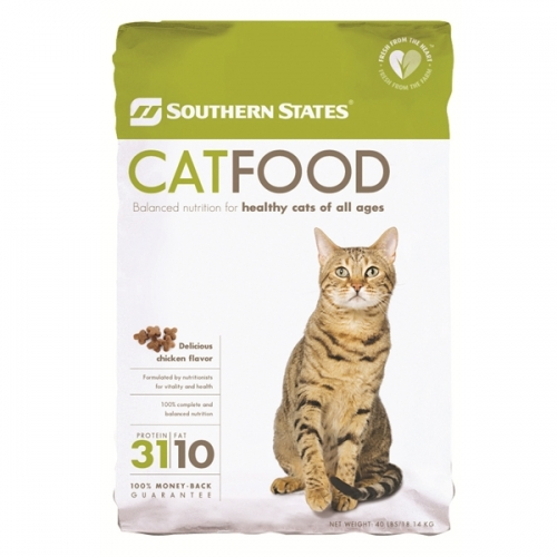 Southern States Cat Food - 40 lbs
