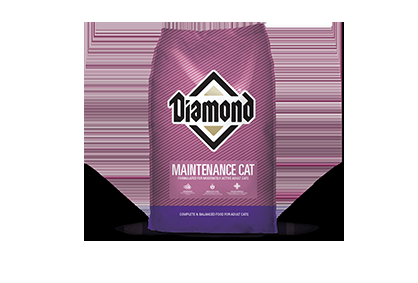 Diamond Maintenance Cat Food - 40 lbs.