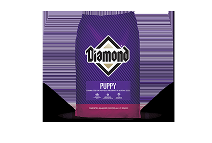 Diamond Puppy Food - 40 lbs
