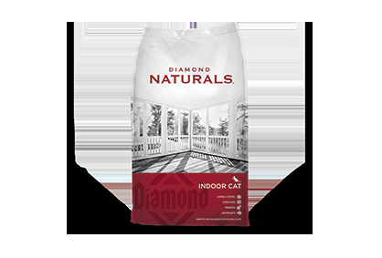 Diamond Naturals Indoor Cat Food - 6 lbs.