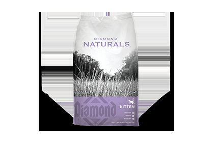 Diamond Naturals Kitten Food - 6 lbs.