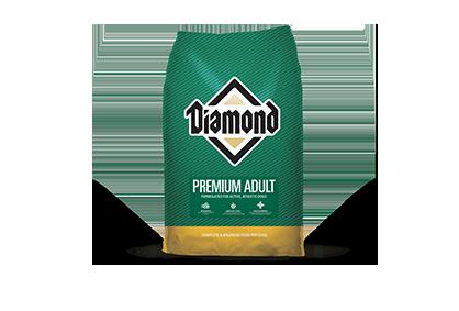 Diamond Premium Adult Dog Food - 20 lbs.