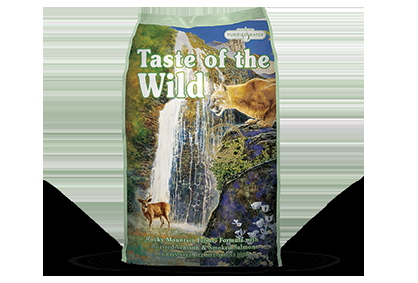 Taste of the Wild Rocky Mountain Feline® Formula - 15 lbs.