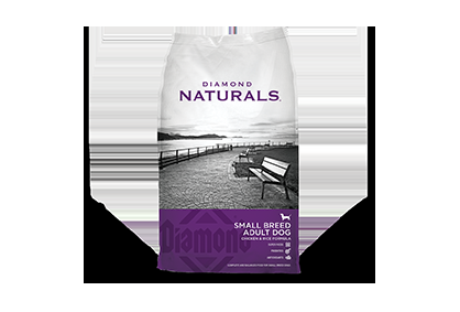 Diamond Naturals Small Breed Chicken & Rice Adult Dog Food - 18 lbs.