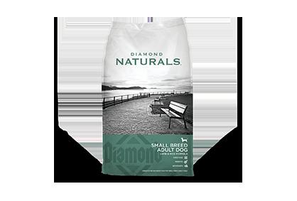 Diamond Naturals Small Breed Lamb & Rice Adult Dog Food - 18 lbs.