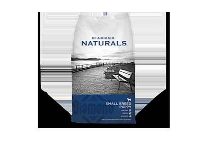 Diamond Naturals Small Breed Puppy Food - 18 lbs.