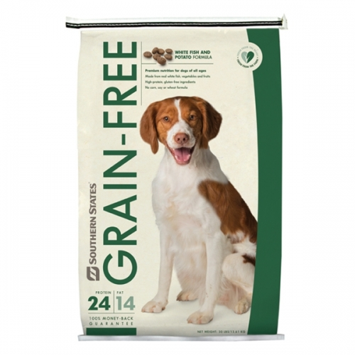 Southern States Grain-Free White Fish and Potato Dog Food - 30 lbs.