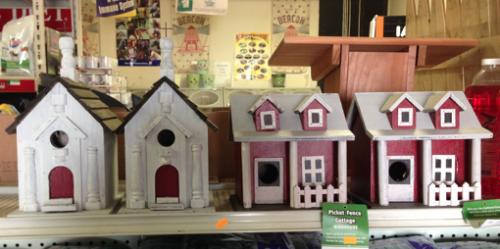 Perch Bird Houses