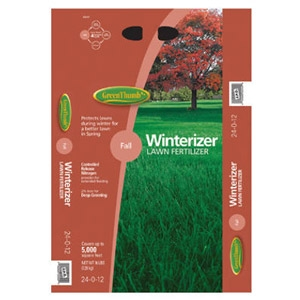 Winterizer Lawn Fertilizer